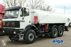 Mercedes tanker truck 2631 AK 6x6, Allrad, Einzelbereifung, Esterer