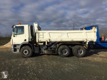 DAF two-way side tipper truck CF85 380
