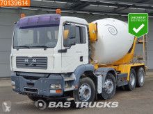 MAN TGA 32.390 truck used concrete mixer
