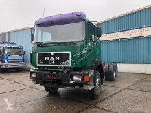 MAN 33.462DF FULL STEEL CHASSIS (ZF16 MANUAL GEARBOX / 13 TONS AXLES / REDUCTION AXLES) truck used chassis