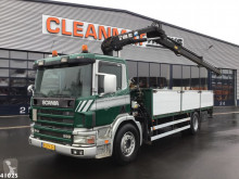 Camion Scania P platformă second-hand