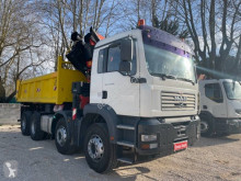 MAN two-way side tipper truck TGA 41.480
