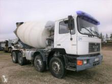 Vrachtwagen beton MAN