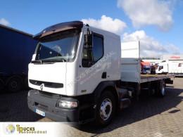 Camión caja abierta Renault Premium 270