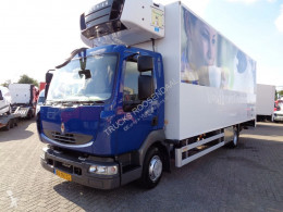 Renault Midlum truck used mono temperature refrigerated