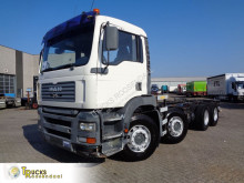 Camion MAN TGA châssis occasion