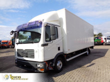 Camion MAN TGL 12.210 furgone usato
