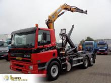 Camión Gancho portacontenedor DAF CF75
