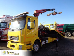 Volvo FL truck used car carrier