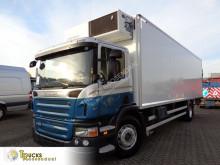 Vrachtwagen Scania P 280 tweedehands koelwagen mono temperatuur