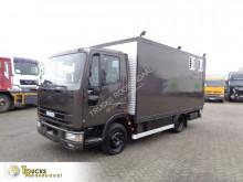 Iveco lószállító utánfutó teherautó Eurocargo