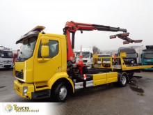 Camion porte voitures Volvo FL