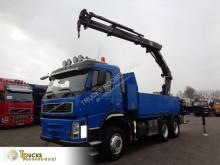Camion plateau Volvo FM 460