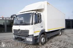 Teherautó Mercedes Atego 1321 használt furgon