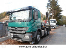 Camion Mercedes 2541L/ 6x2/ Hyvalift-Tele ! benne occasion