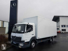 Camion Mercedes Atego 818 L 4x2 Koffer + LBW Klima AHK fourgon occasion