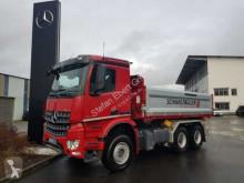 Camião Mercedes Arocs 2645 K 6x4 Bordmatik Retarder AHK tri-basculante usado