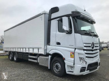 Mercedes Actros 2545 LS truck new tautliner