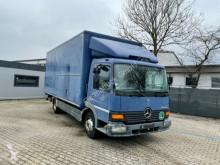 Mercedes 817 Atego Euro 4 truck used box