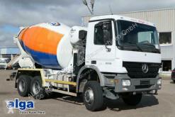 Camión hormigón cuba / Mezclador Mercedes 3336 A Actros 6x6, Allrad, Stetter, 7m³, Euro 4