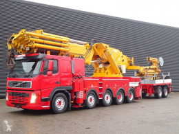 Volvo used mobile crane