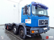 Camion MAN 32.414 châssis occasion