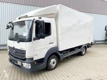 Camion fourgon Mercedes Atego 816 4x2 816 4x2 mit LBW MBB Sitzhzg.