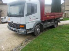 Mercedes Atego 918 K truck used three-way side tipper