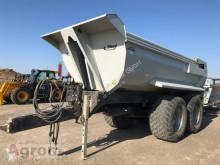 Lastvagn bygg-anläggning Fliegl StoneMaster 252