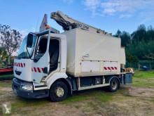 Kamion gondola teleskopický Renault Midlum 220 DCI