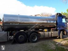 Camion citerne alimentaire Mercedes Arocs 2548 L