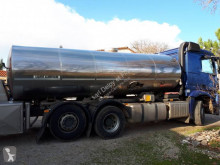Mercedes Arocs 2548 L truck used food tanker