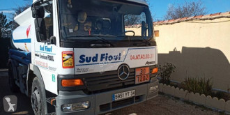 Camion citerne hydrocarbures Mercedes Atego 1217