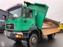 MAN 19.293 truck used three-way side tipper