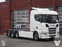 Scania M truck used chassis