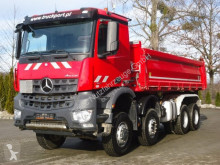 Mercedes tipper truck Arocs 4142 8x6 EURO6 DSK Meiller Kipper