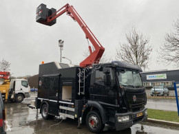 Camion piattaforma aerea Iveco Eurocargo