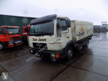 Camion fourgon MAN 8.192