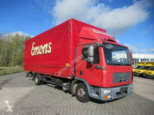 MAN tarp truck 10.180 Pritsche&Plane&Ladebor