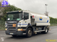 Scania P 230 truck used tanker