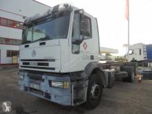 Camión chasis Iveco Eurotech 260E35
