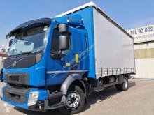 Lastbil skjutbara ridåer (flexibla skjutbara sidoväggar) Volvo FL 250