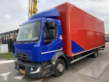 Camion Renault Gamme D 12.210 - STEEL SUSPENSION + LAADKLEP fourgon occasion