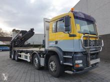 Vrachtwagen platte bak MAN TGA 35.390
