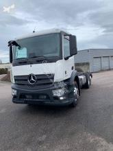 Camion châssis Mercedes Actros 2535 L