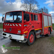 Renault Midliner 210 truck used fire engine/rescue vehicle