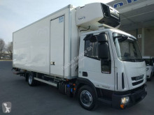 Iveco multi temperature refrigerated truck Eurocargo 100 E 19