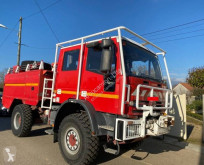 Iveco wildland fire engine truck