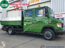 Camion benne Mercedes Vario 613 D 3 S. Meiller 1. Hand Orig. 93.760 KM