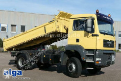 Camion tri-benne MAN TGA 18.430 TGA BB 4x4, Allrad, Meiller, AHK, TÜV NEU